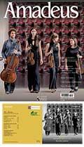 Bartok, Quartetto Lyskamm